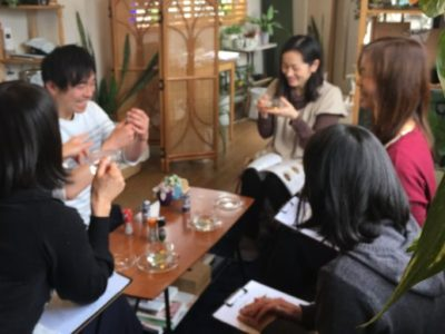 【取材】62『ハンドリフレ&スパイス白湯』