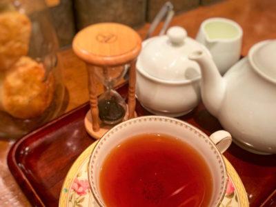 初心者の為の紅茶基礎講座と夏アレンジティ